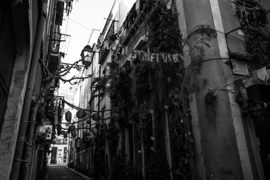 Madragoa - 1, antigo bairro do Mocambo