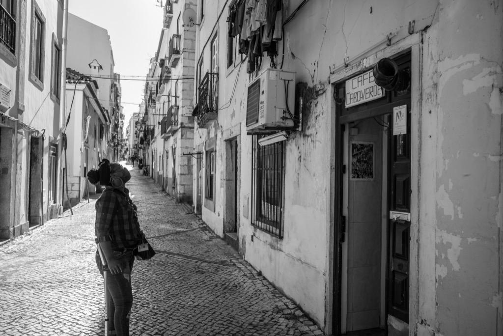 Madragoa - 3, antigo bairro do Mocambo