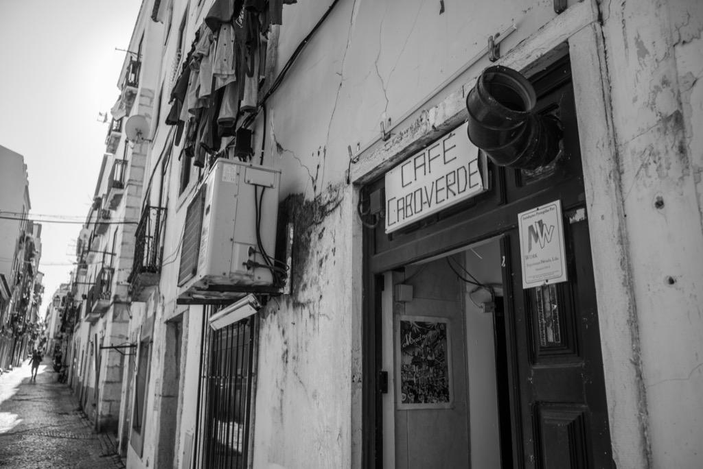 Madragoa - 4, antigo bairro do Mocambo