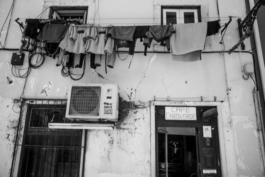 Madragoa - 5, antigo bairro do Mocambo